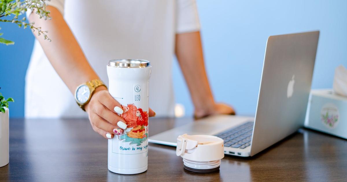 Termokrūze ar kafiju